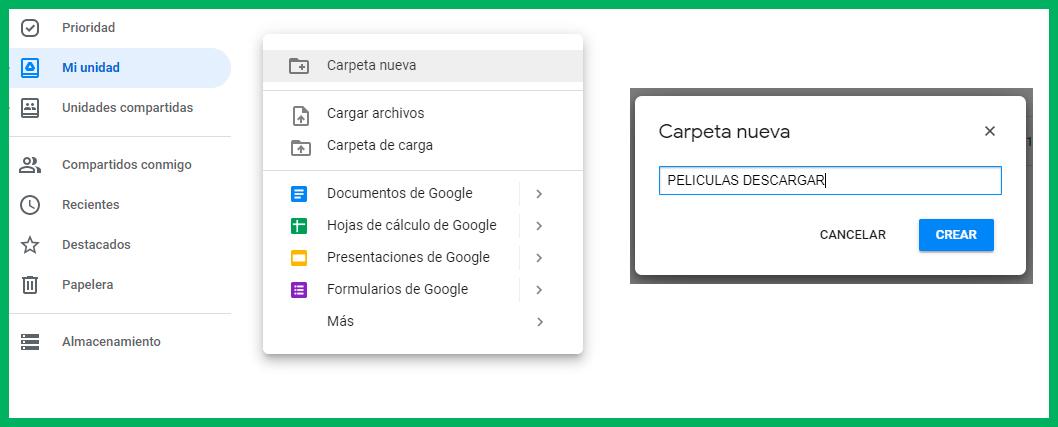 Descargar de Google Drive sin Límites